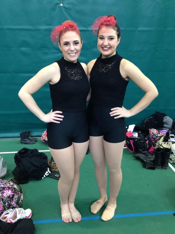 Dance Team Captains Spring 2014